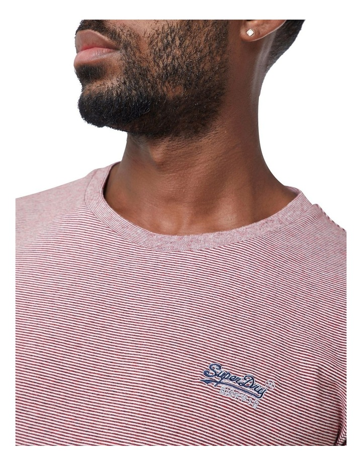 Orange Label Vintage Embroidery Short Sleeve Tee image 4