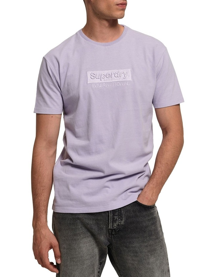 International Youth Box Fit Tee image 1