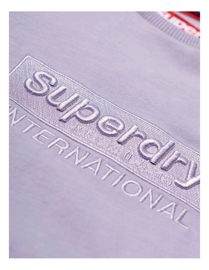 International Youth Box Fit Tee image 3