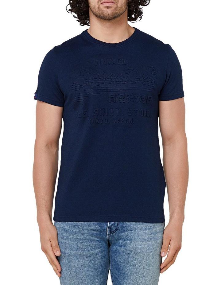 Shirt Shop Embossed Tee image 1