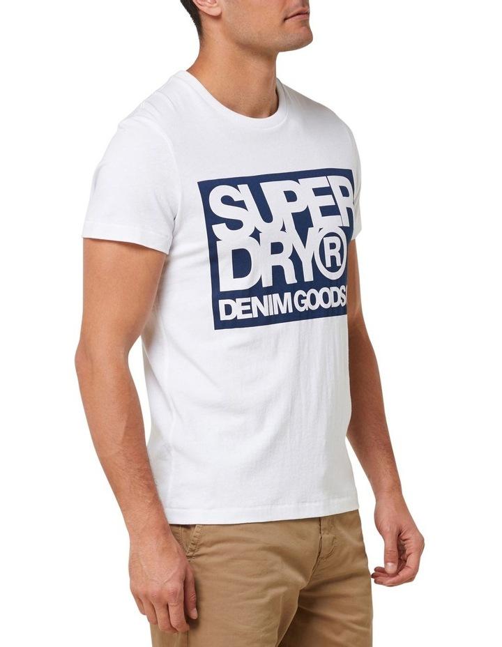 Denim Goods Co Print Tee image 2