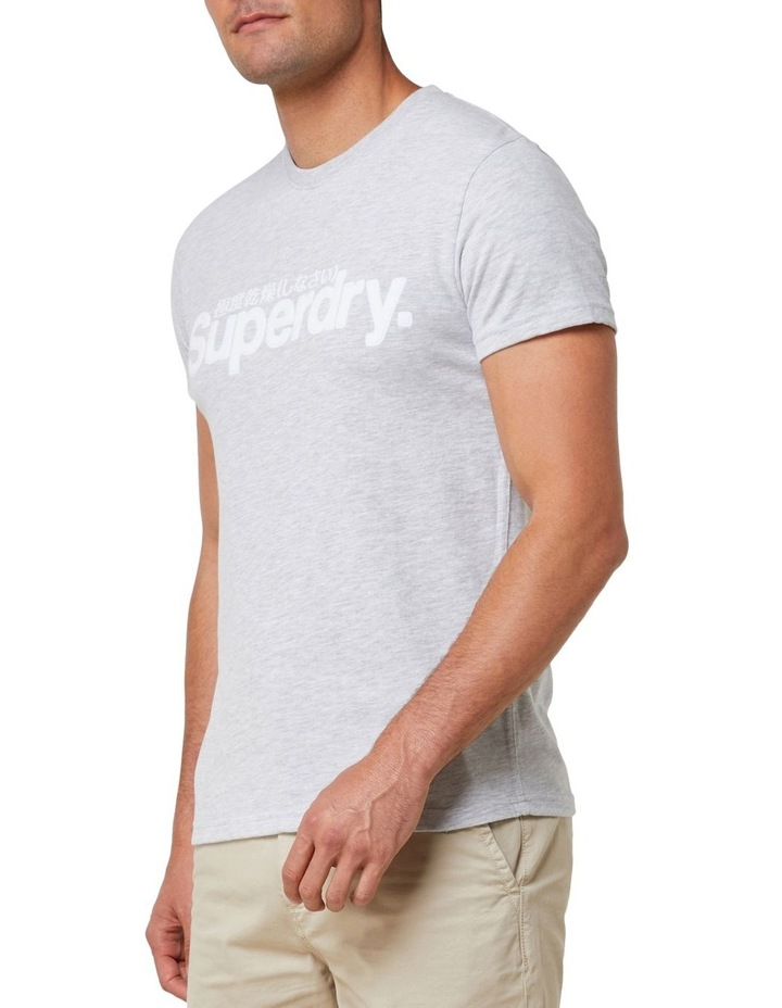 Core Faux Suede Tee image 2
