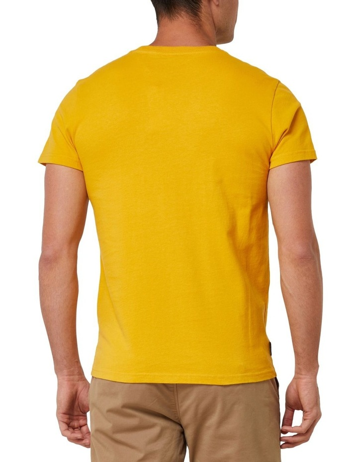 Core Faux Suede Tee image 3