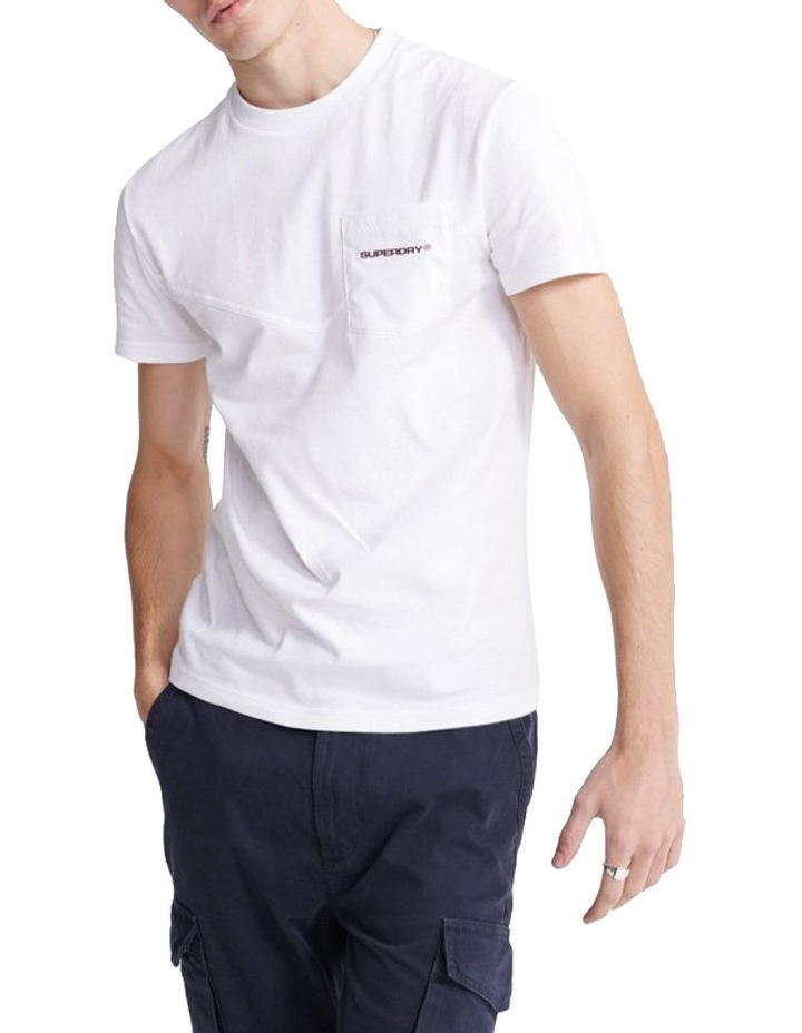 Urban Tech Nylon Pocket Tee image 1
