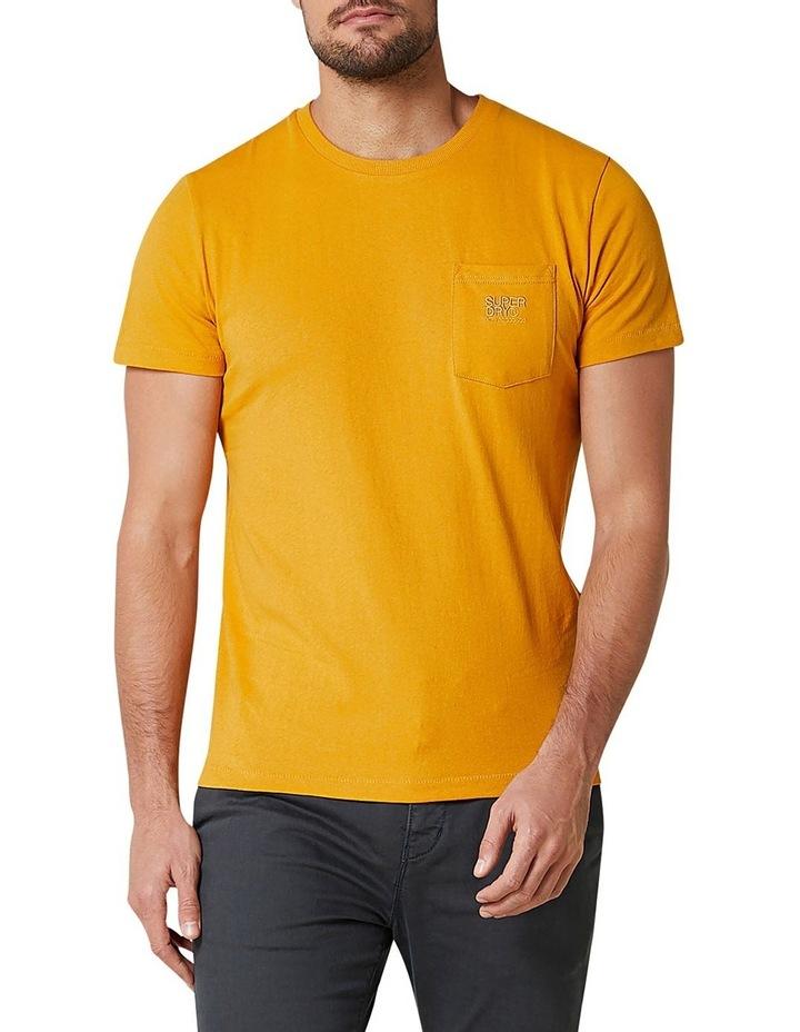Denim Goods Co Pkt Tee image 5