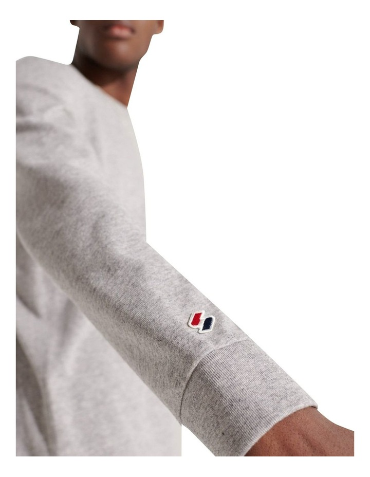 Sportstyle Essential Long Sleeve Top image 5