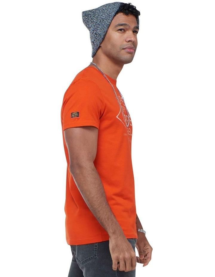 Short Sleeve Workwear Graphic Tee image 3