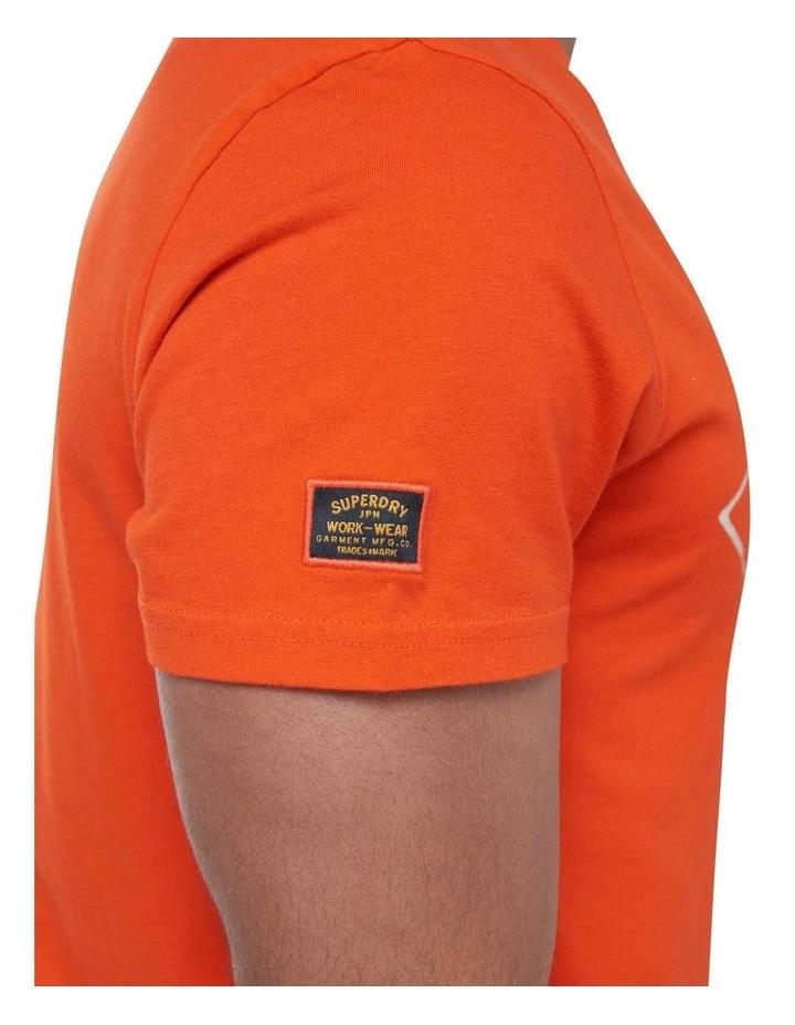 Short Sleeve Workwear Graphic Tee image 7
