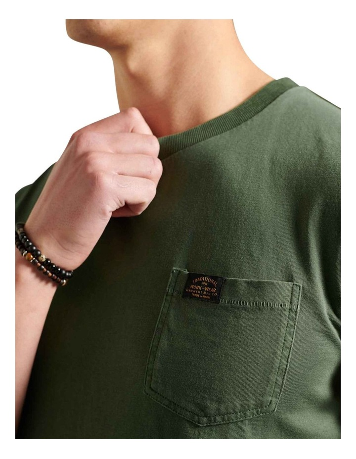 Workwear Pocket Tee image 3