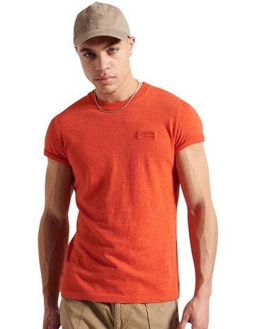 Bright Orange Marl colour