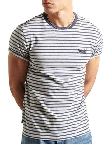 Navy Stripe colour