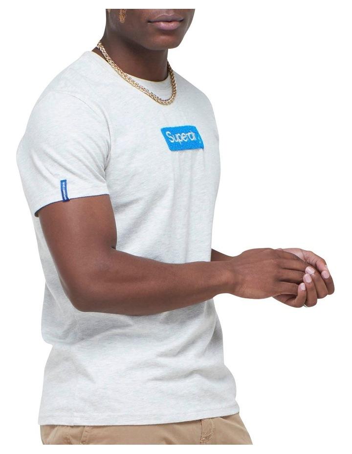Core Logo Workwear Tee White image 3