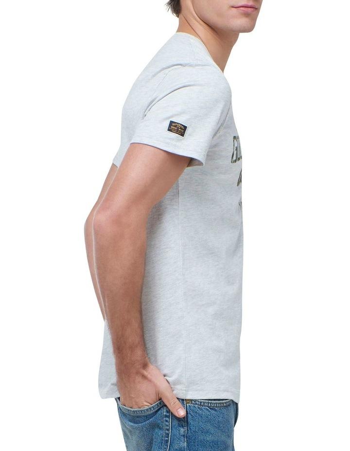 Workwear Graphic tee White image 3