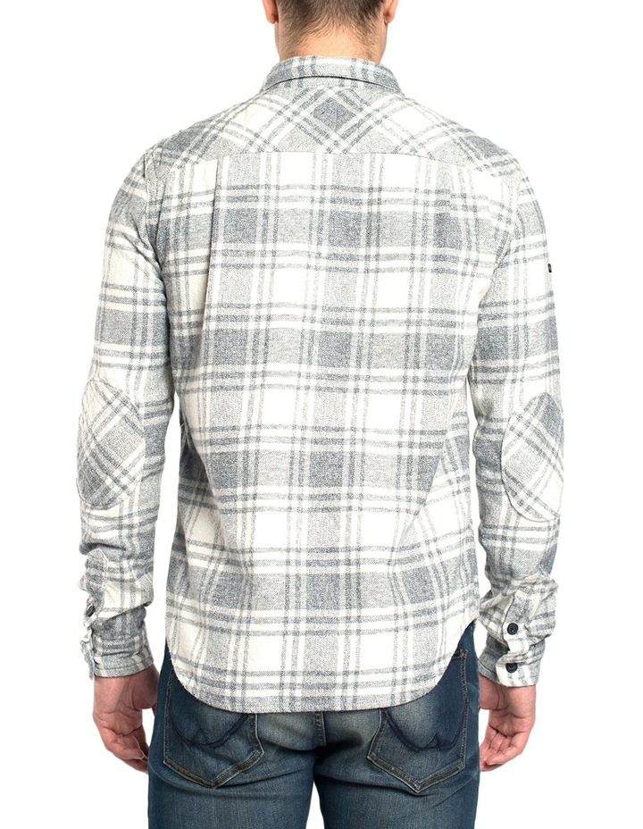 Milled Flannel Long Sleeve Shirt image 3