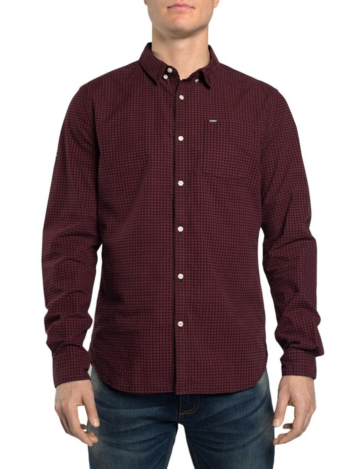 Ultimate City Oxford L/S Shirt image 1