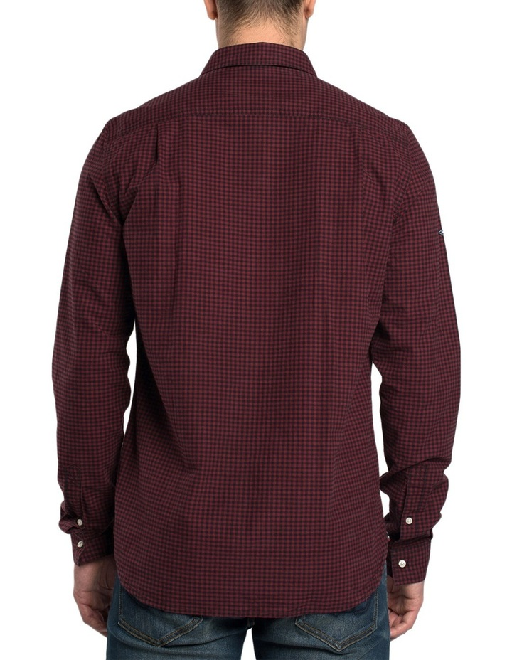 Ultimate City Oxford L/S Shirt image 3