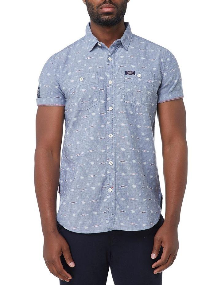 Indigo Riveter Shirt image 1