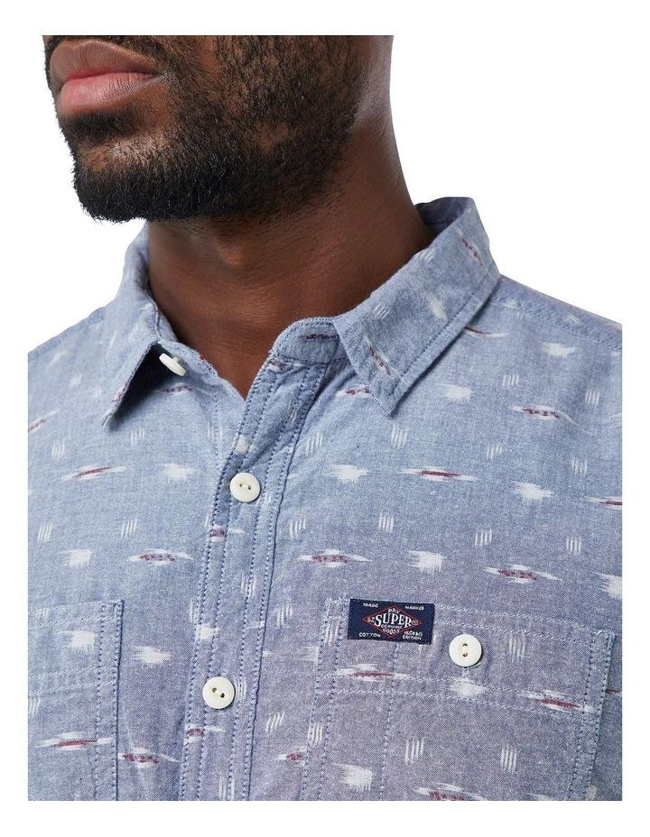 Indigo Riveter Shirt image 2