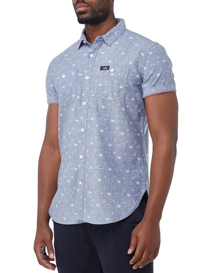 Indigo Riveter Shirt image 3