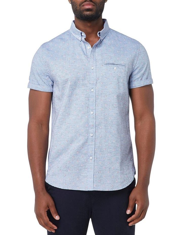 Premium University Jet Short Sleeve Shirt image 1