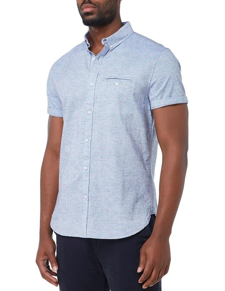 Premium University Jet Short Sleeve Shirt image 2