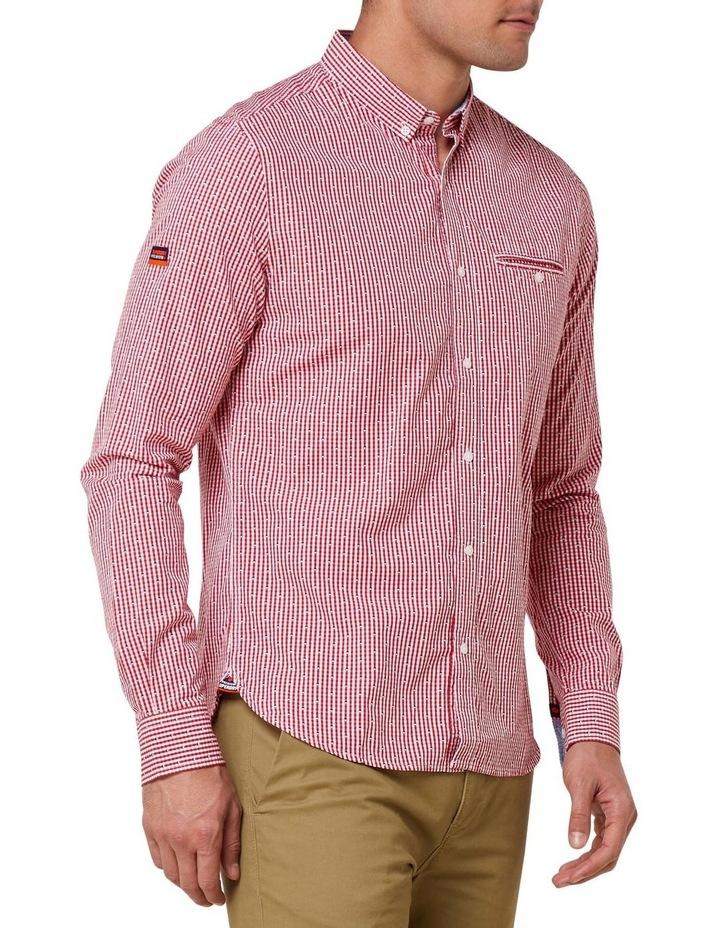 Premium University Long Sleeve Shirt image 2