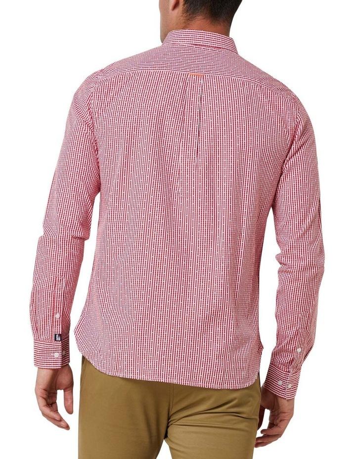 Premium University Long Sleeve Shirt image 3