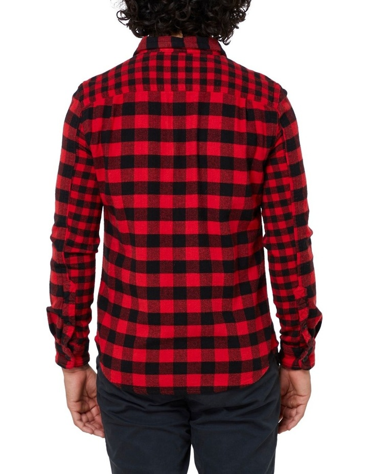 Buffalo Flannel Long Sleeve Shirt image 2