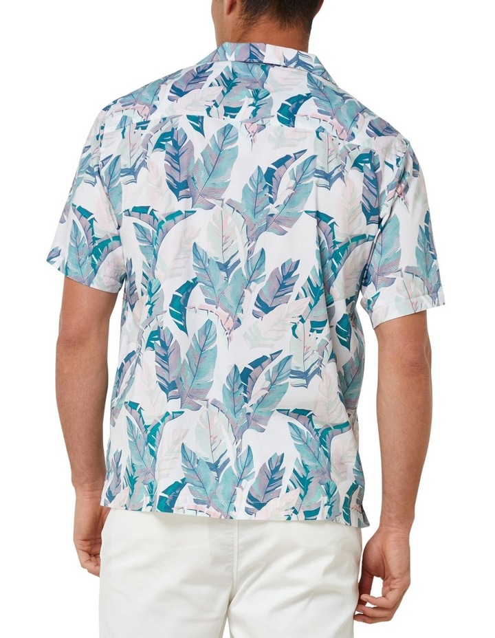 Hawaiian Box Short Sleeve Shirt image 3