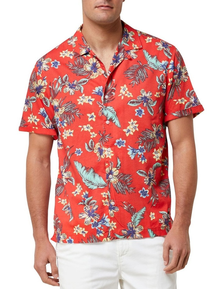 Hawaiian Box Short Sleeve Shirt image 1