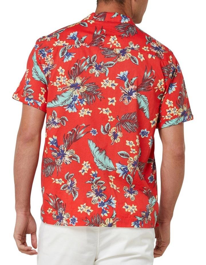 Hawaiian Box Short Sleeve Shirt image 3