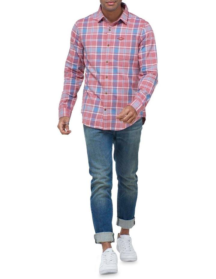 Sun Faded Lumberjack Shirt image 4