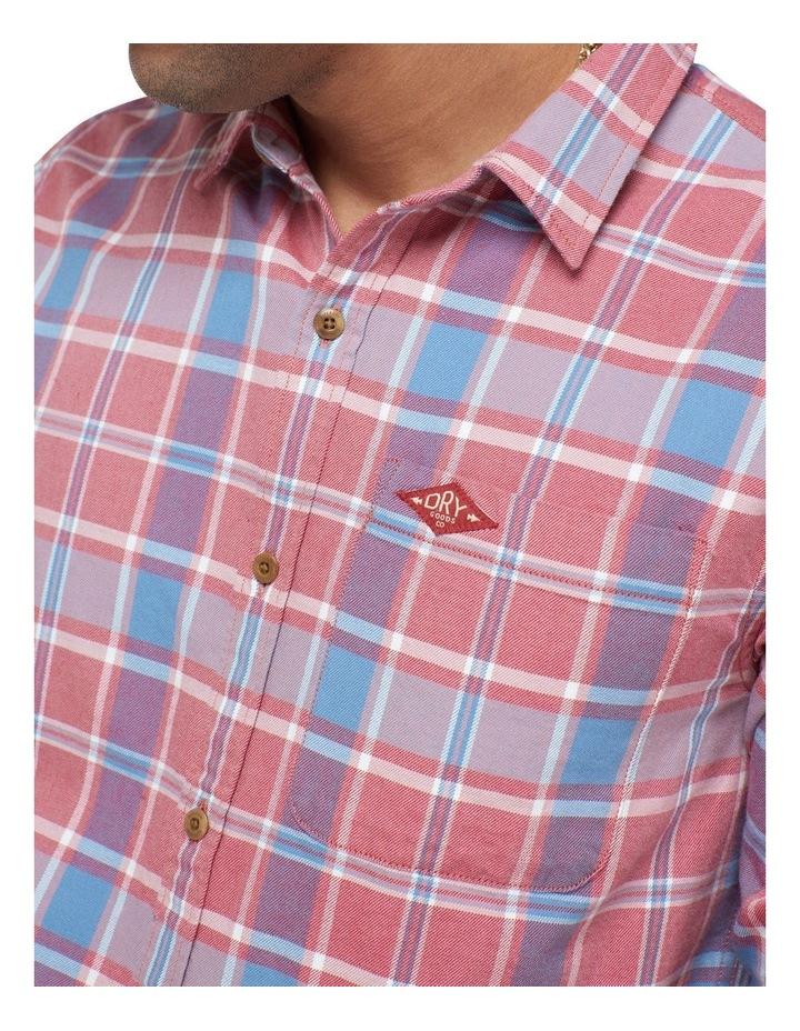 Sun Faded Lumberjack Shirt image 5