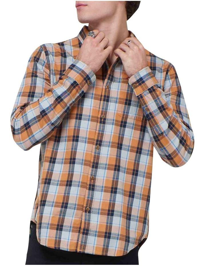 Sun Faded Lumberjack Shirt image 1
