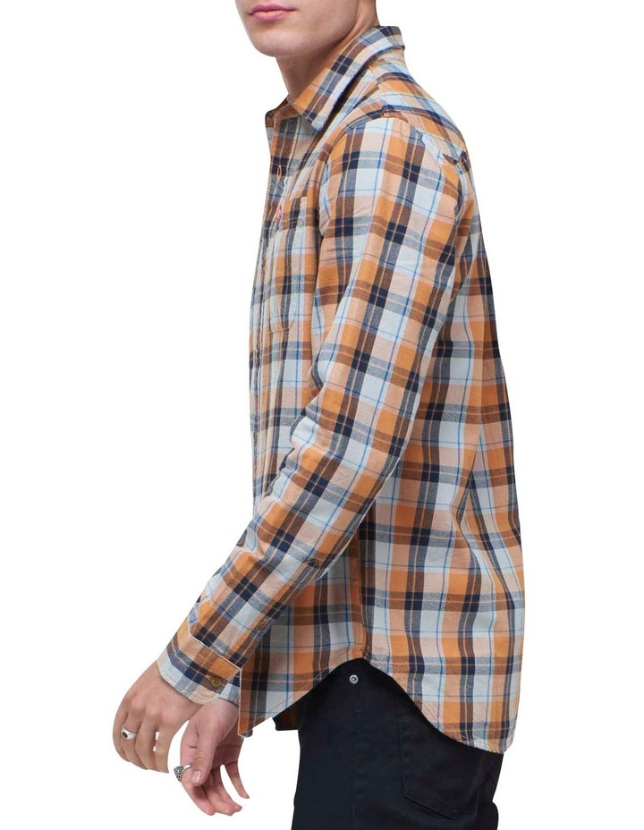 Sun Faded Lumberjack Shirt image 3