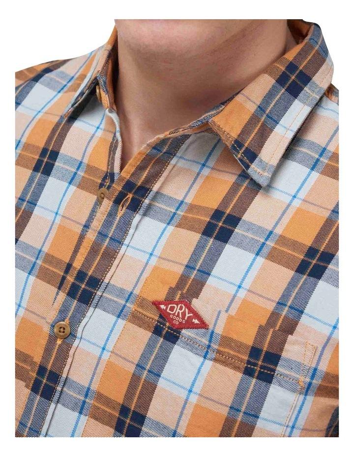 Sun Faded Lumberjack Shirt image 6
