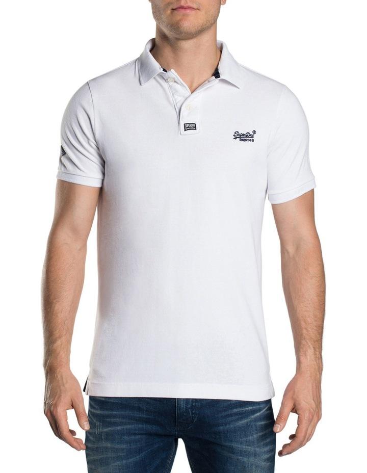 Classic Pique Short Sleeve Polo image 1