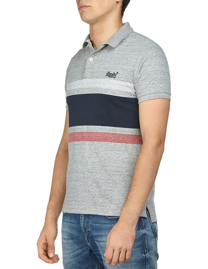 CLSSIC HARDWICK STRPE S/S POLO image 2