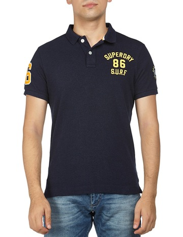 Superdry Classic Superstate Polo 5a7e2b644