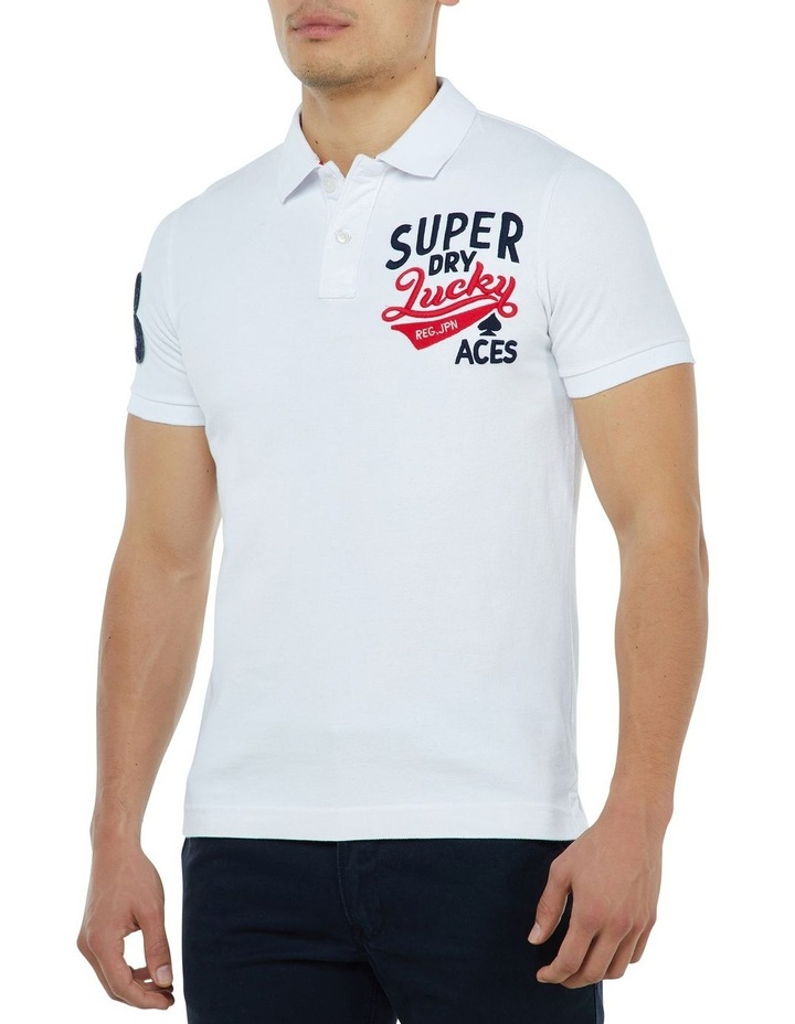 CNY Superstate Pique Polo image 2
