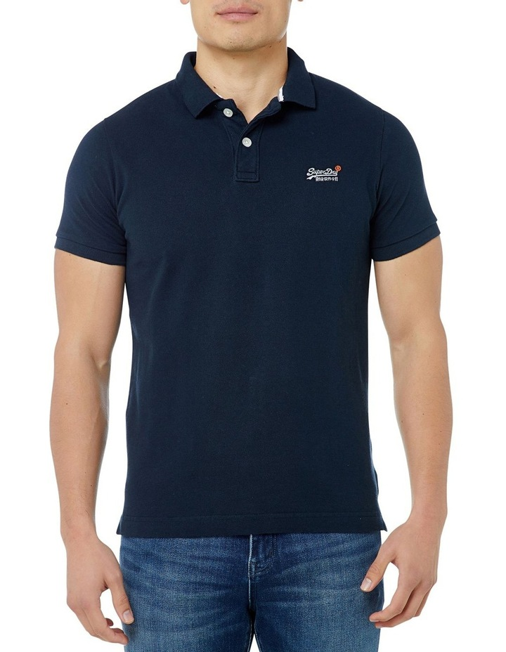 Classic Short Sleeve Pique Polo image 1