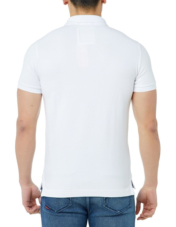 Classic Short Sleeve Pique Polo image 3