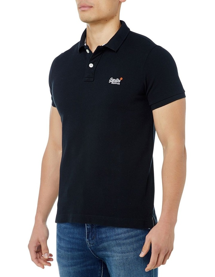 Classic Short Sleeve Pique Polo image 2