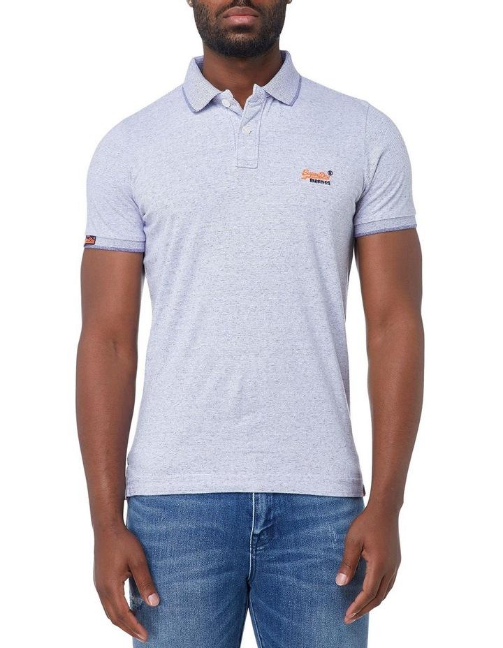 Orange Label Jersey Polo image 1
