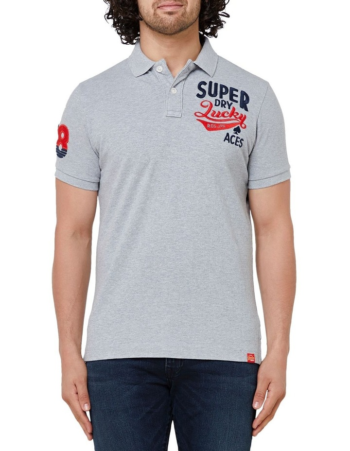 CNY Superstate Short Sleeve Polo image 1