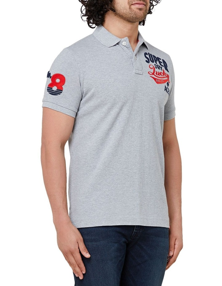 CNY Superstate Short Sleeve Polo image 2