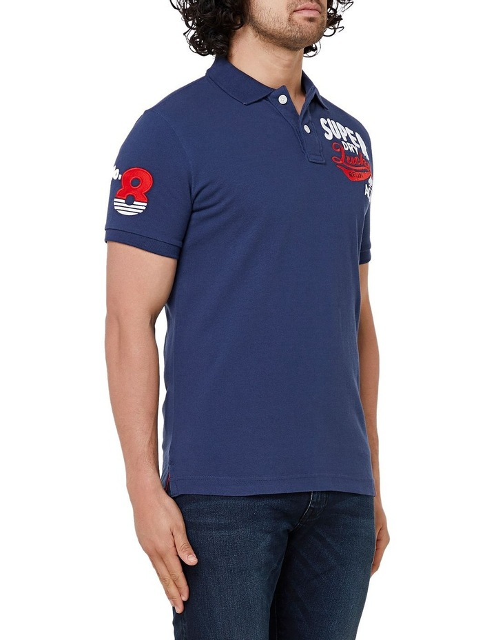 Chinese New Year Superstate Short Sleeve Polo image 2