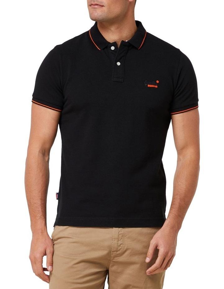 Poolside Pique Short Sleeve Polo image 1
