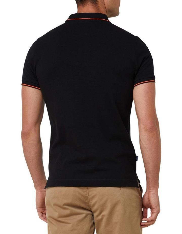Poolside Pique Short Sleeve Polo image 3