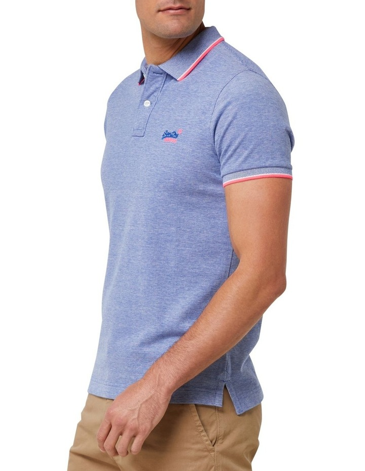 Poolside Pique Short Sleeve Polo image 2